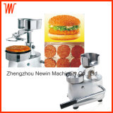 Stainless Steel Commercial Manually Hamburger/Burger Press