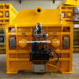 Js1000 Twin Shaft Concrete Mixer