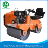 Double Drum Mini Self-Propelled Vibratory Road Roller for Sale (FYL-850)