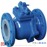 API Flange Floating Ball Valve (Q41F)