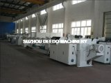 High Output PVC Double Pipe Making Machine