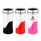 Double Walls Stainless Steel Water Flask Auto Mug