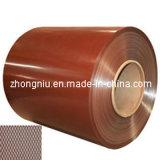 Embossed PPGI Steel 0.16mm Soft