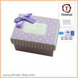 Printed Colorful Cardboard Rigid Gift Paper Box
