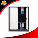 Steel Office 2 Doors Wholesale Storage Tambour Cabinet