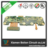Electronic Device Usage, 4-Layer Rigid-Flex PCB,