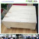 Wooden Case with Precision Machining Packing