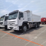 Factory Directly HOWO 6X4 35ton 10wheels Dump Truck for Africa