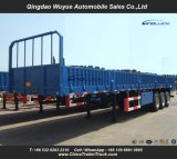 3 Axle Side Wall Semi Trucktrailer