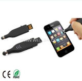 Hot Selling 2-in-1 Mini Touch Pen USB/USB Flash Drive (WB-010)