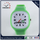 Colorful New Geneva Silicone Women Ladies Jelly Watch (DC-074)