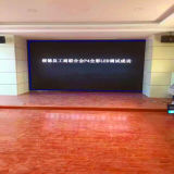 P10 Full Color Indoor LED Display Screen High Definition (CE RoHS CCC)