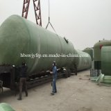 High Quality FRP GRP Pressure Storage Vessel Tank