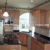 Wholesale Discount Absolut Black Granite Kitchen Countertop
