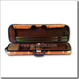 Oblong Shape Wood Violin Hard Case (CSV1710A)
