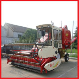Wheeled Self-Propelled Soyabean Combine Harvester (4L-1.0)