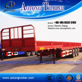 China Supplier Side Wall Cargo Transport Semi Trailer for Sale