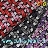 Pvc Luggage Leather(SAPV04206)