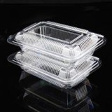 Promotion Cheap Price Clear Disposable Plastic Food Packaging Container with Lid