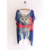 OEM New Fashion Women′s Novelty T-Shirts