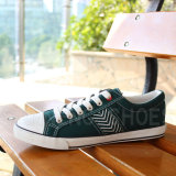 2016 Vulcanized Canvas Shoes Rubber Outsole with Totems