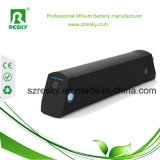 Lithium 10s4p 36V 11.6ah Battery Pack with 2900mAh Cells for Electric Bicycle