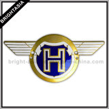 Wing Motor Metal Badge for Car Emblem (BYH-10354)