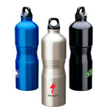750ml Aluminum Sport Water Flask Made in China