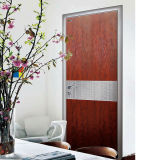 Cheap Wooden Door, Frame Door, Wood Double Door