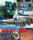 Waste Scrap Copper Wire Cable Recycling Recycle Machine, Copper Wire and Cable, Wire and Cable Granulator (NMB-SF-B1)