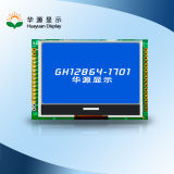 1.7 Inch Diagonal Blue Background 8 Bits LCD Module