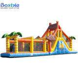 Bouncy Castle Inflatable Bouncer with Obstacle Inflatable