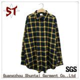 Custom Fashion Clothing Unisex Casual Long Sleeve Blouse Shirt