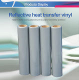 Korea Quality Reflective Easyweed Elastic Pattern Heat Transfer Vinyl Roll