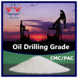 Polyanionic Cellulose Polymer PAC CMC for Oil Refining Drilling Fluid Mud