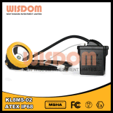 Kl8ms-02 24000lux Rechargeble LED Coal Mine Lamp Headlight