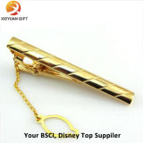 OEM Custom Classic Plating Gold Tie Clip for Bolo Tie