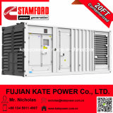 750kVA/600kw 20FT Containerized Generator Set with Cummins Engine