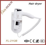 Modern Design Cold and Hot Air Hair Dryer with Shaver Socket