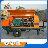 Professional Mobile Electric Concrete Tralier Pump