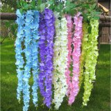 Hydrangea Wisteria House Decoration Marriage Bracketplant Decoration