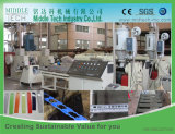 Plastic PVC Corner Bend/Edge Banding/Band Profile Extrusion Machine