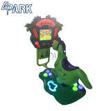 Coin Operated Horse Kiddie Rides 3D Swing Car