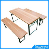 Outdoor Picnic Table Beer Table