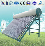 Nonpressure Galvanized Steel Solar Water Heater