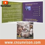 """Customized 2.8"""" LCD Screen Mailer Business Name Card"""