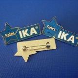 Soft Enamel Name Tag Badge, Custom Organizational Badge (GZHY-SE-035)