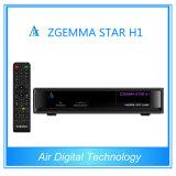 Zgemma-Star H1 Combo DVB-S2+C Original Enigma2 Linux OS HD Receiver