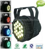 IP65 Waterproof 18X10W LED PAR Can Stage Lighting