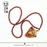 Crystal Chain Gemstone Pendant/Necklace